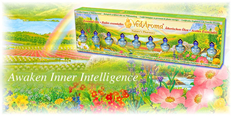 Maharishi Aroma Therapy