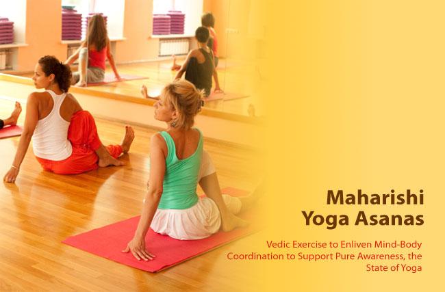 Maharishi Yoga Asana